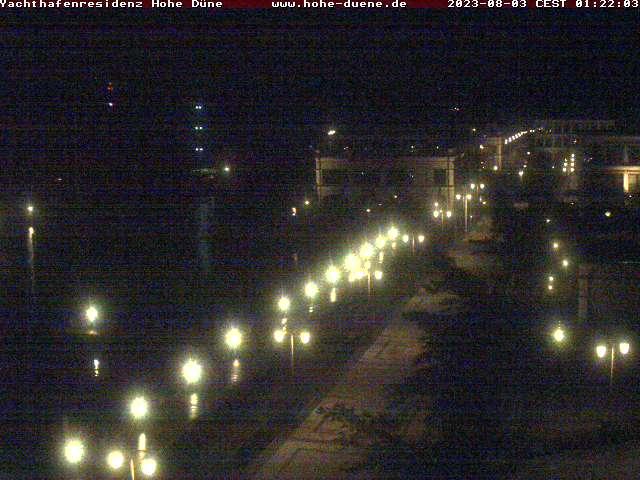 Webcam der Yachthafenresidenz Hohe Düne