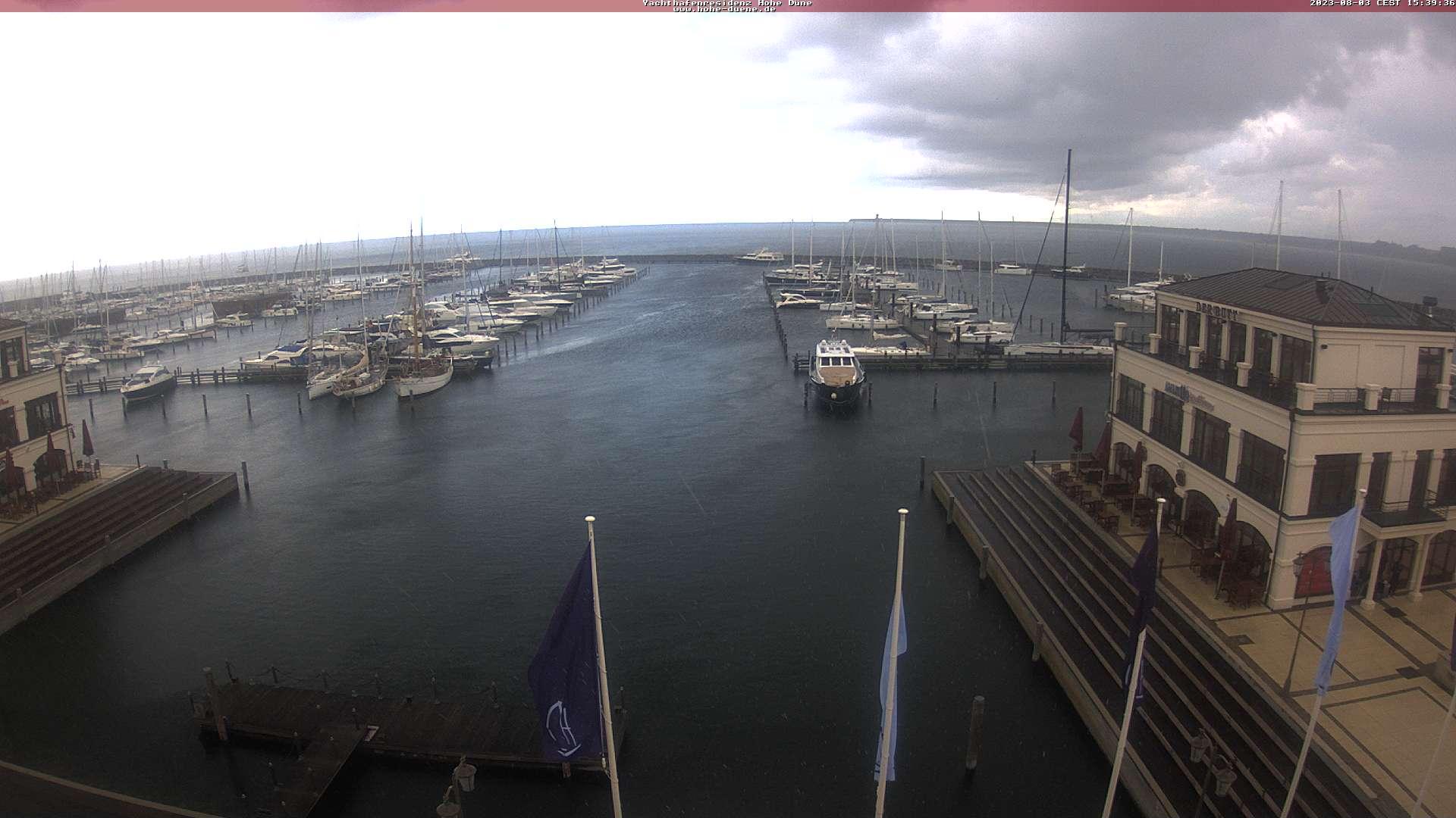Rostock-Hohe Düne Pier Northeast